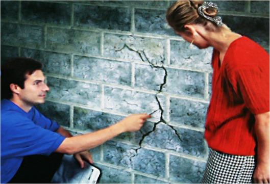 basement floor cracks in waukesha causes fixes