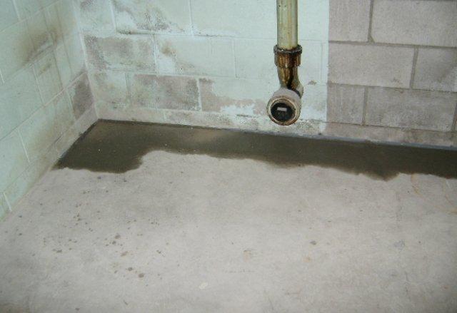 Fixing Wet Basement