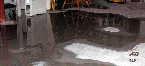 Diagnosing Basement Leakage
