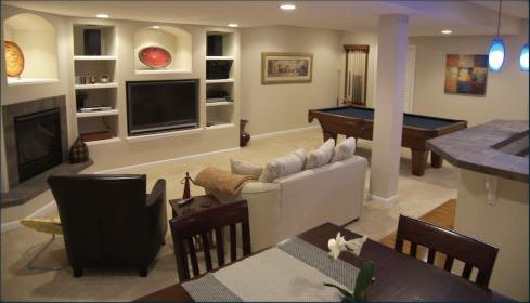 Lavish & Designed Living Room