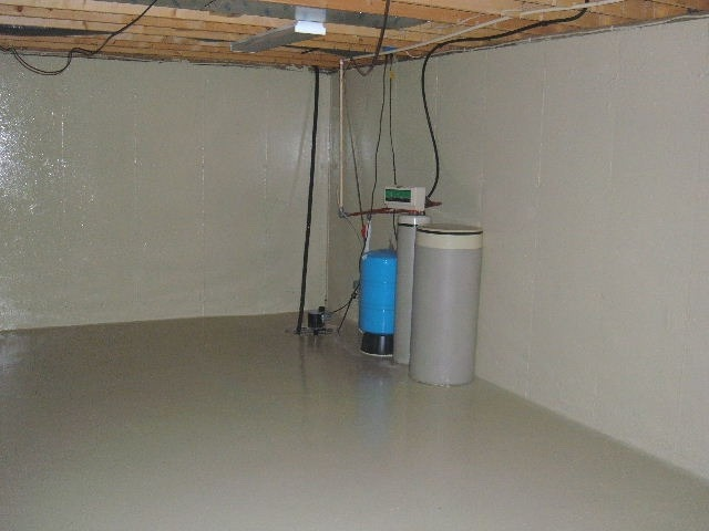 Basement waterproofing basement into living space Ideas for a small basement