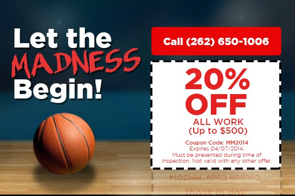 Discount on Badger Nation MADNESS event